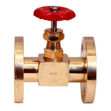 NEEDLE VALVE FLANGED END